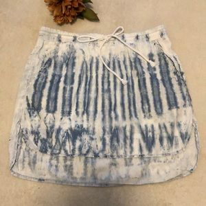 Anthropologie Cloth & Stone mini-skirt